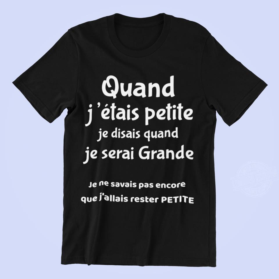 Official Quand J' Etais Petite Je Disais Quand Je Serai destiné Quand J Étais Petite Fille