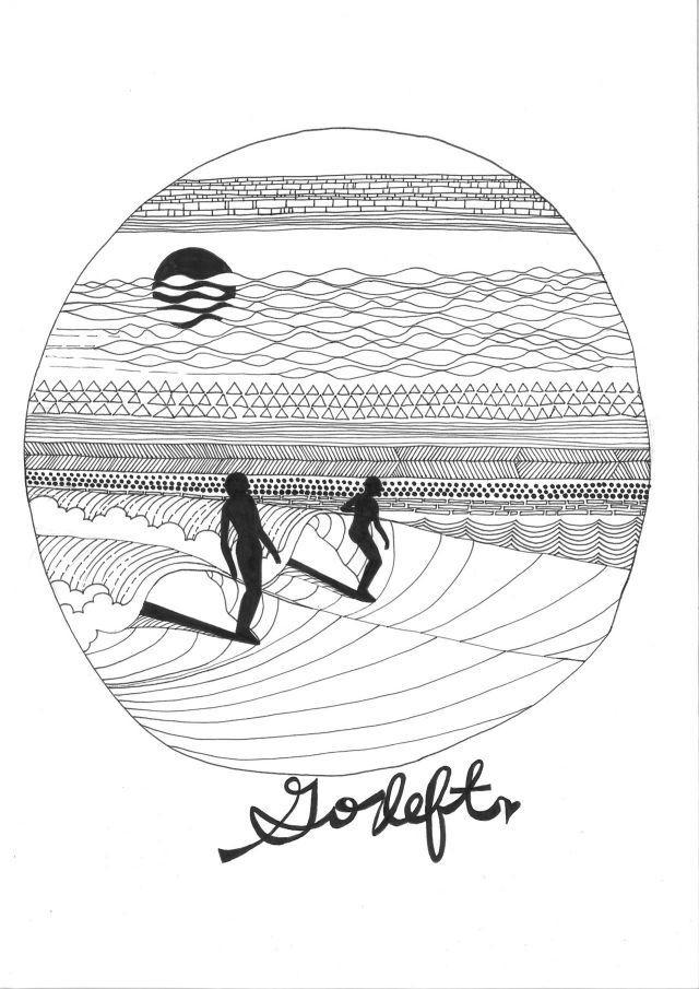 Ooo New Coloring Project | Dessin Surfeur, Image Peinture avec Dessin Surfeur