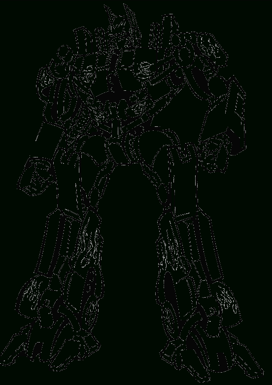 Optimus Prime Transformers Coloring Pages | Coloriage concernant Transformer Photo En Coloriage