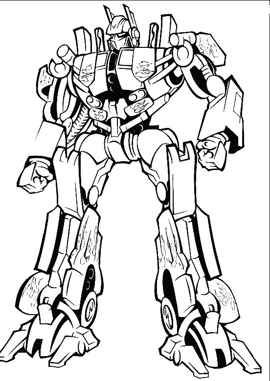 Optimus Prime Transformers Coloring Pages | Desenhos Para destiné Dessin De Transformers
