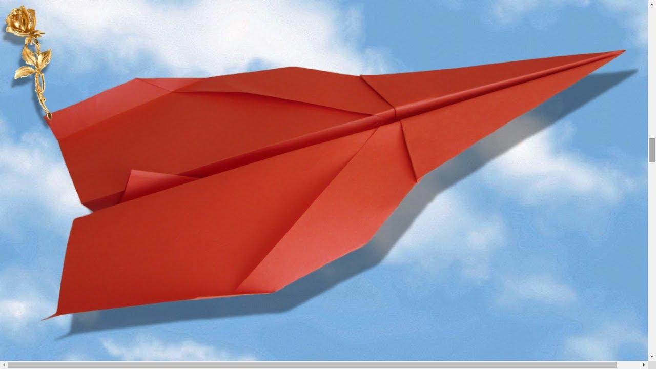 Origami Avion Qui Vole Longtemps | Coloriage concernant Origami Facile Avion