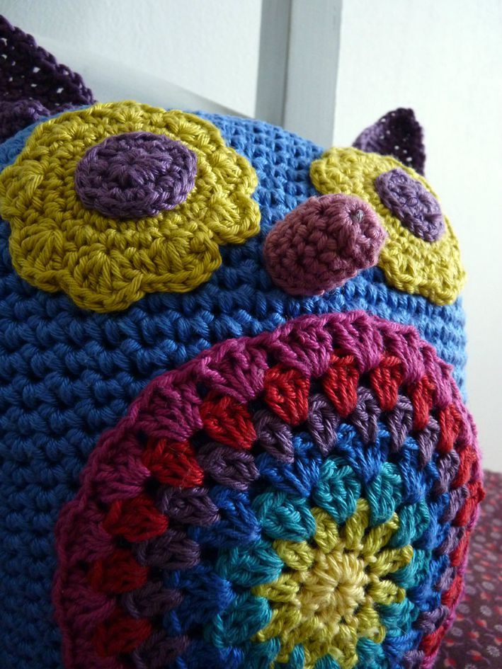 Ouh Ouh - Something Beautiful | Coucou Hibou, Crochet Et serapportantà Hiboux Coucou