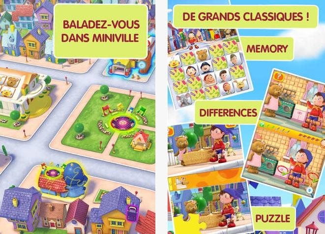 Oui-Oui Au Pays Des Jouets Sur Iphone, Ipad Et Android destiné Jeux De Oui Oui Gratuit