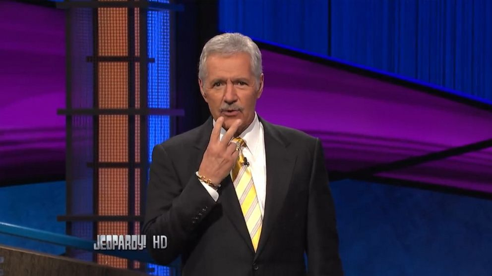 Our Favorite Alex Trebek Moments From 'Jeopardy!' | Gma à Sitemap_Abc?Famille=