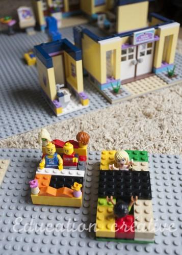 Panne D'inspiration Pour Les Lego ? – Education Creative avec Ecole Lego Friends