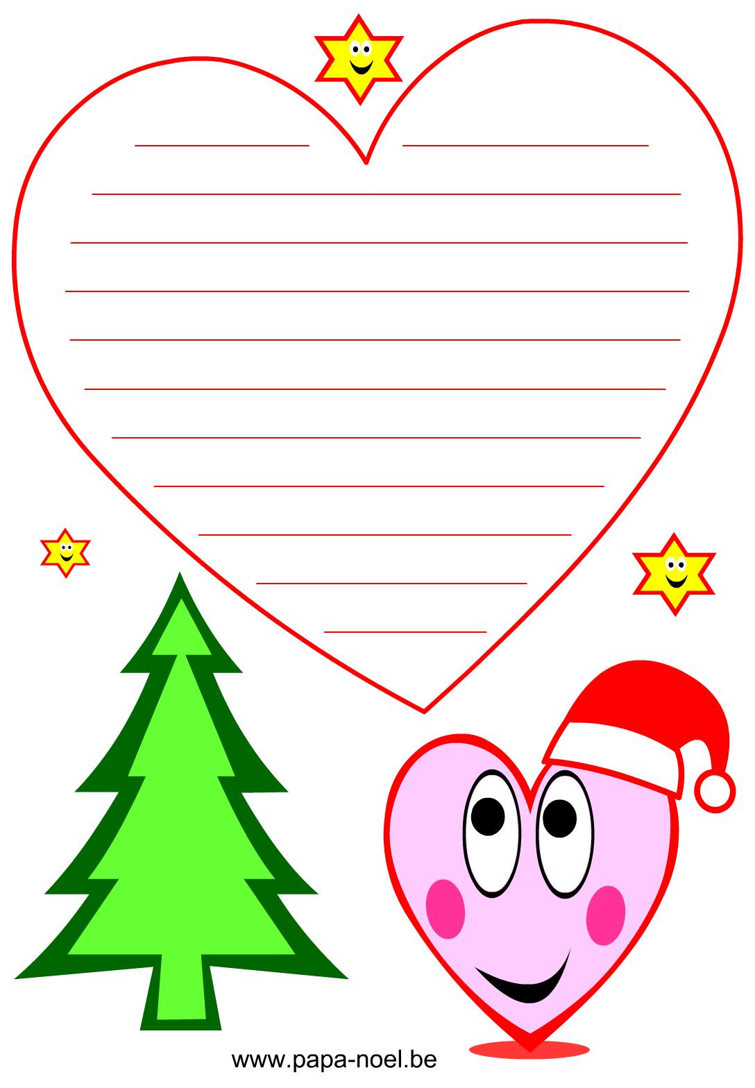 Papier A Lettre Noel À Imprimer Noël Gratuit Lettres concernant Papier A Lettre Noel