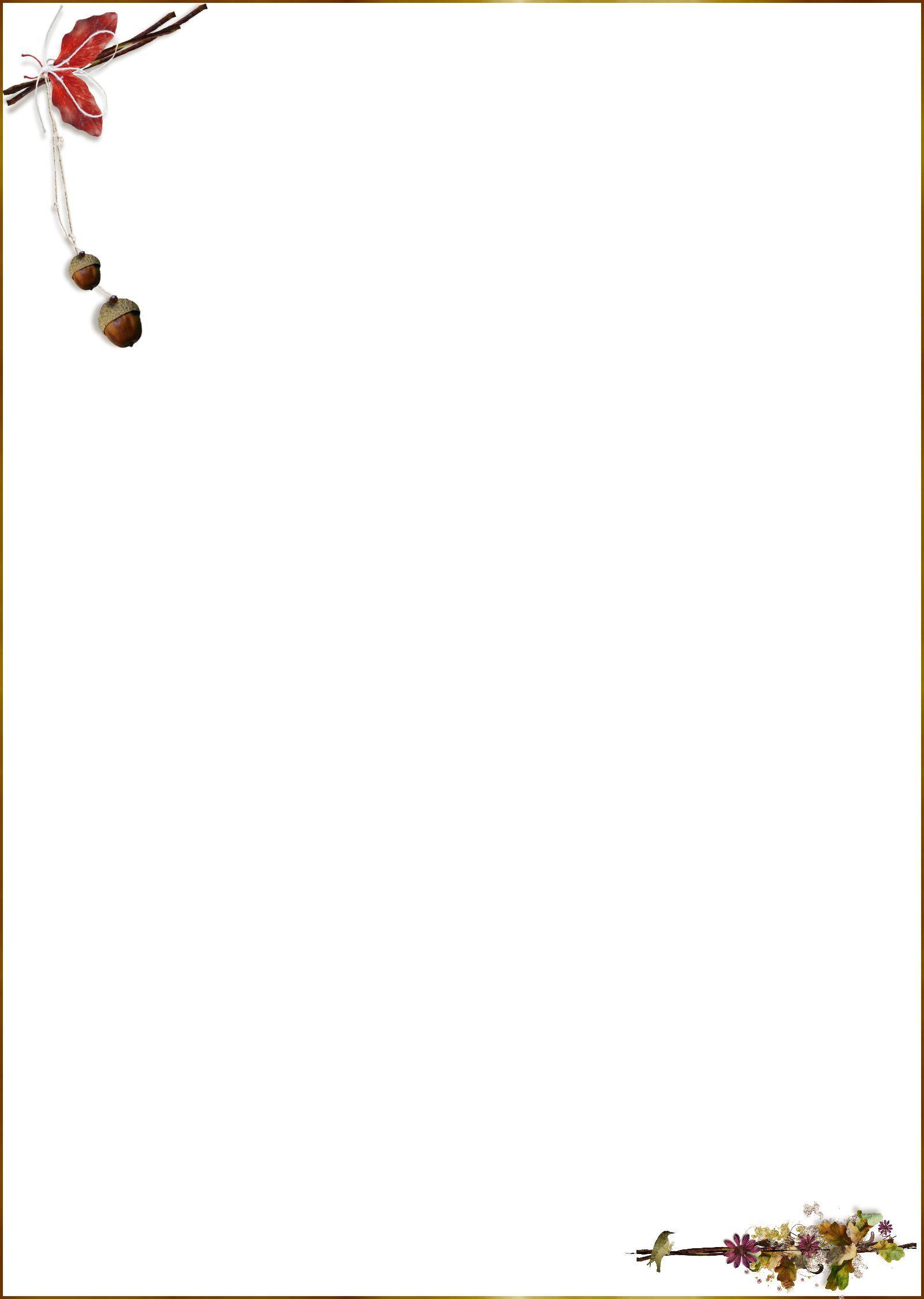 Papier A Lettre - Page 3 concernant Papier A Letre