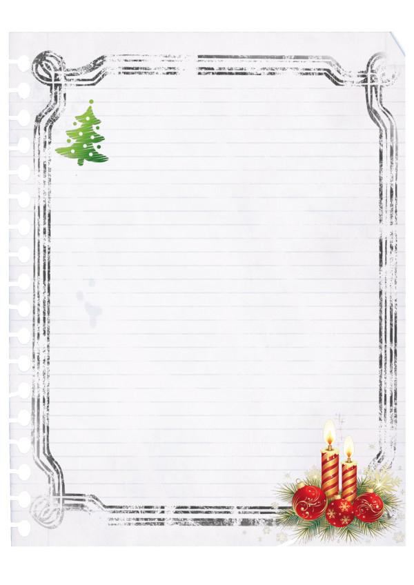 Papier À Lettre Pere Noel Tete A Modeler serapportantà Papier A Lettre Noel