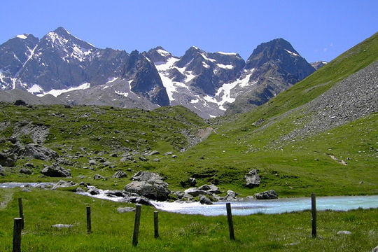 Parc National Des Ecrins : Parcs Naturels De France dedans Parc Des Ecrins