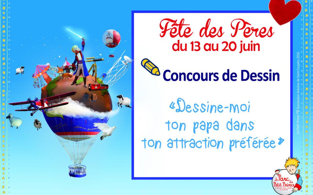 Participez Au Concours De Dessin Pour La Fête Des Pères Du concernant Dessin  Pour La Fete Des Pere