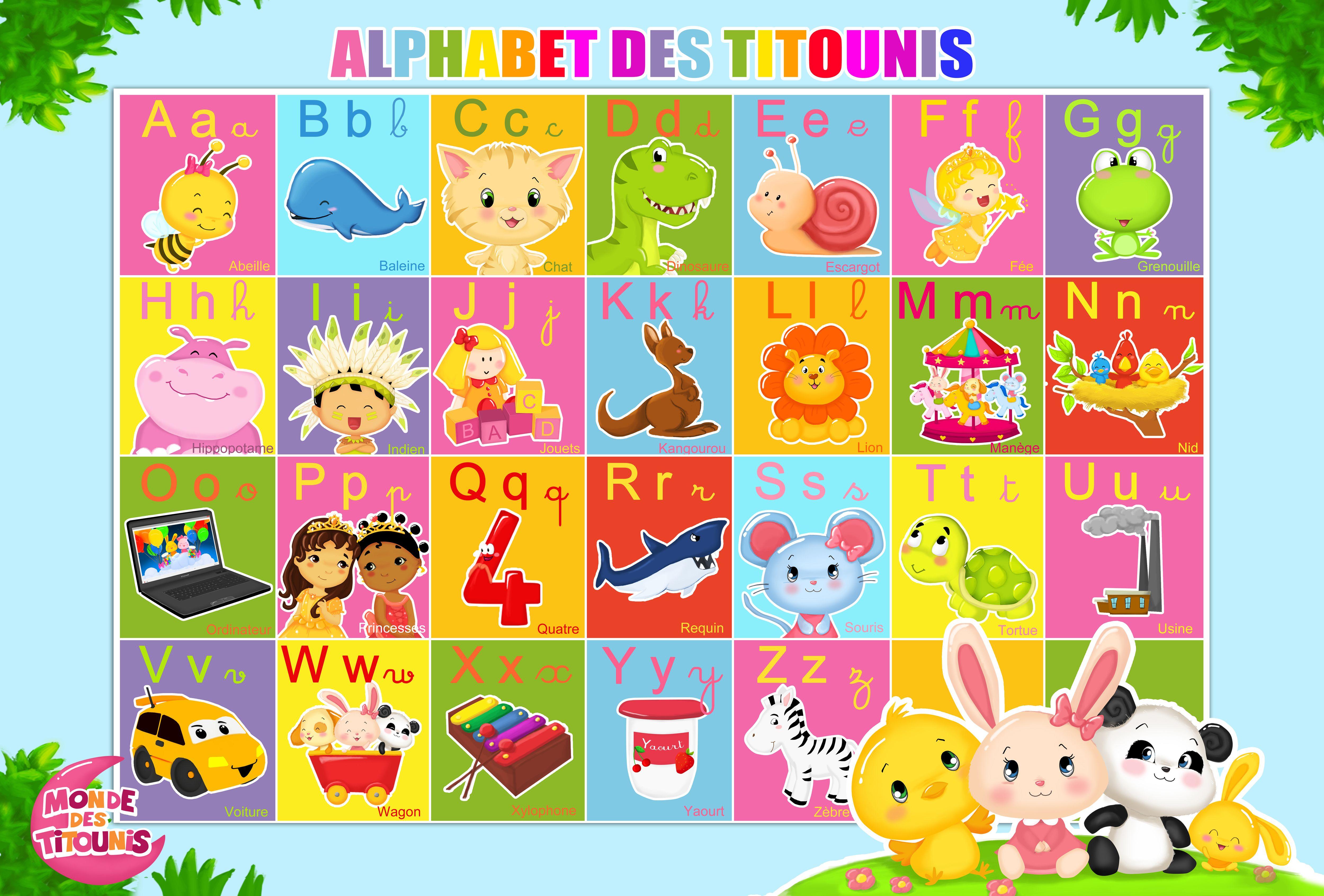 Partition_L'Alphabet Des Petites Princesses Du Monde encequiconcerne Comptine De L Alphabet
