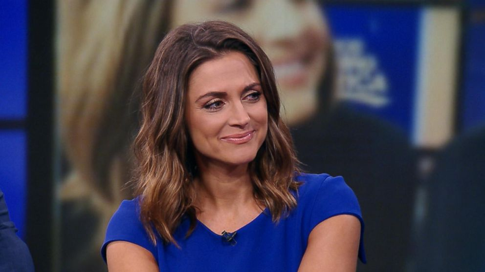Paula Faris' Final Day On 'Weekend Gma' And A Look Back At intérieur Sitemap_Abc?Famille=