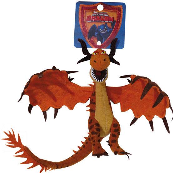 Peluche Dragons Dreamworks 30 Cm serapportantà Lan Trotro