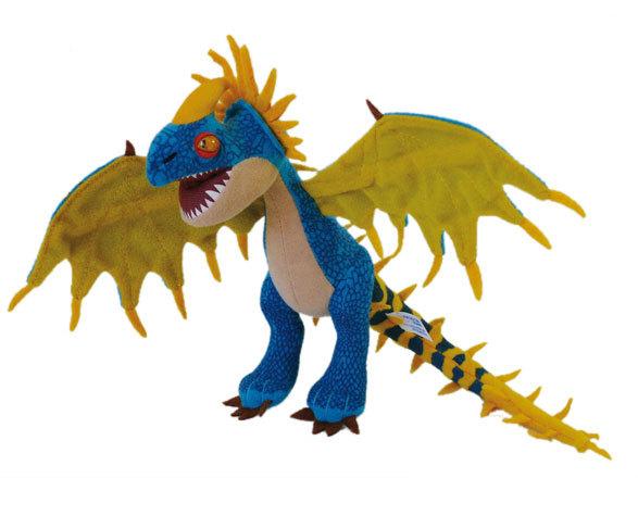 Peluche Dragons Dreamworks 30 Cm tout Lan Trotro