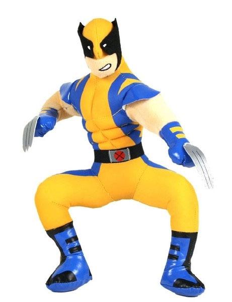 Peluche Marvel Wolverine 28 Cm Modèle 1 tout Lan Trotro
