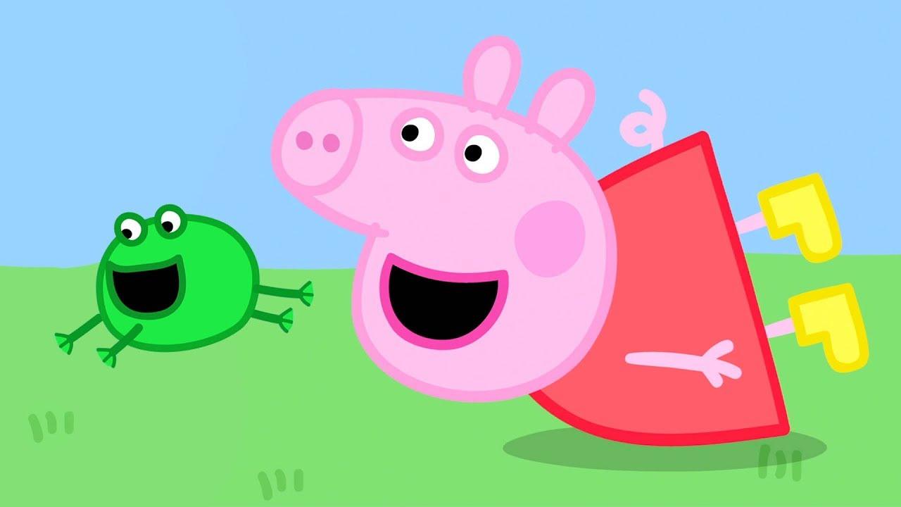 Peppa Pig En Español Completos | La Gran Carrera ⭐️ serapportantà Peppa Pig À La Piscine
