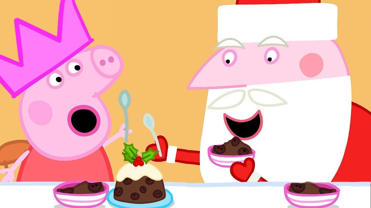 Peppa Pig En Español Episodios Completos 🎄 Papá Noel concernant Peppa Pig À La Piscine