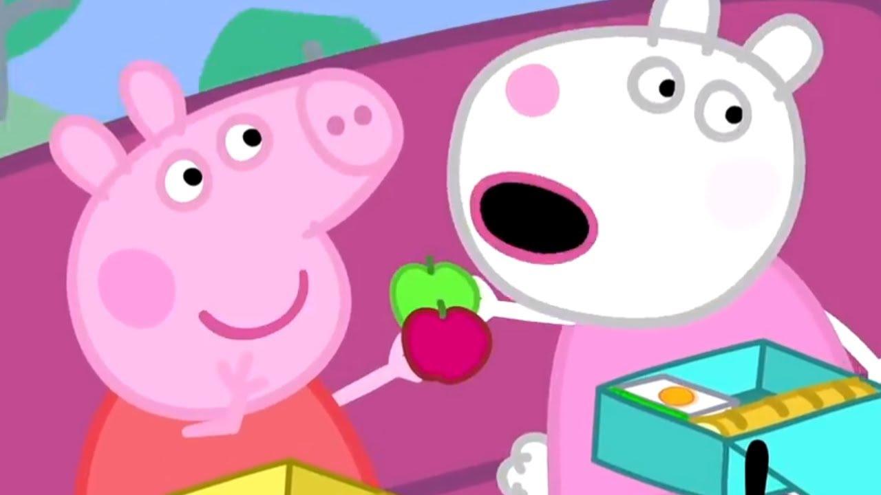 Peppa Pig En Español Episodios Completos 🚌 La Excursión concernant Peppa Pig À La Piscine