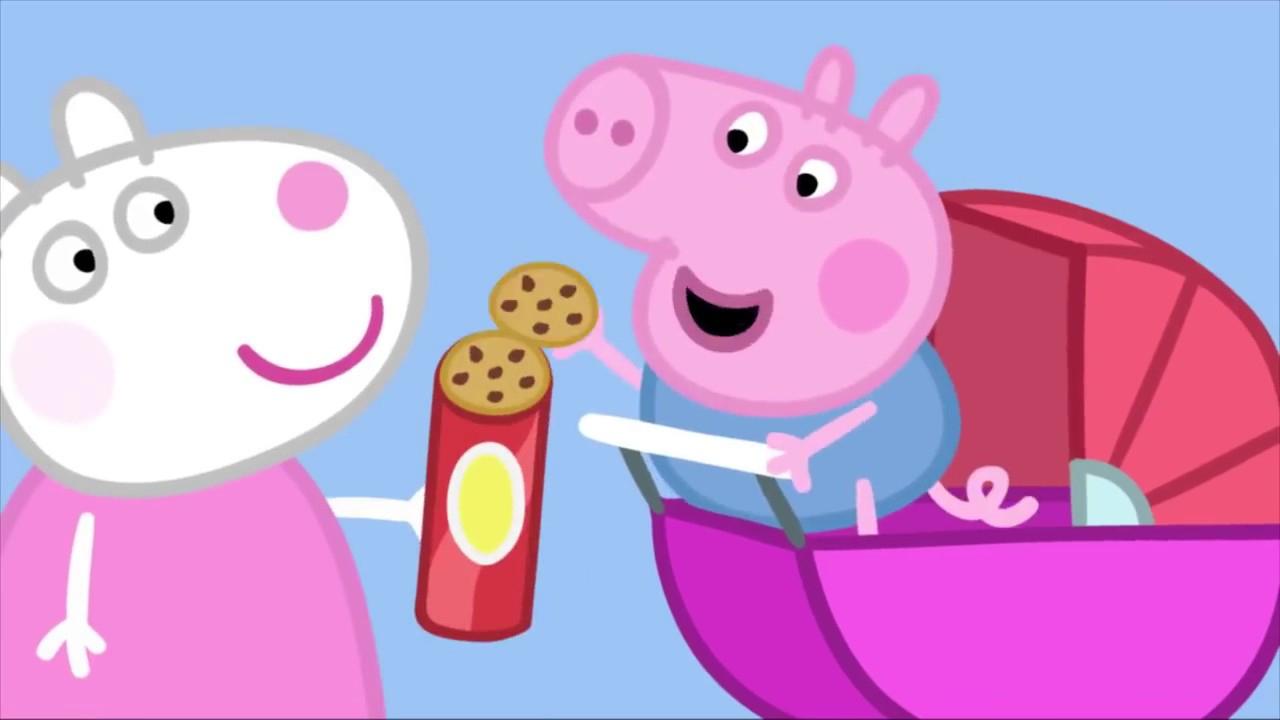 Peppa Pig En Español ¡Peppa Hace Un Pastel! - Pepa La concernant Peppa Pig À La Piscine