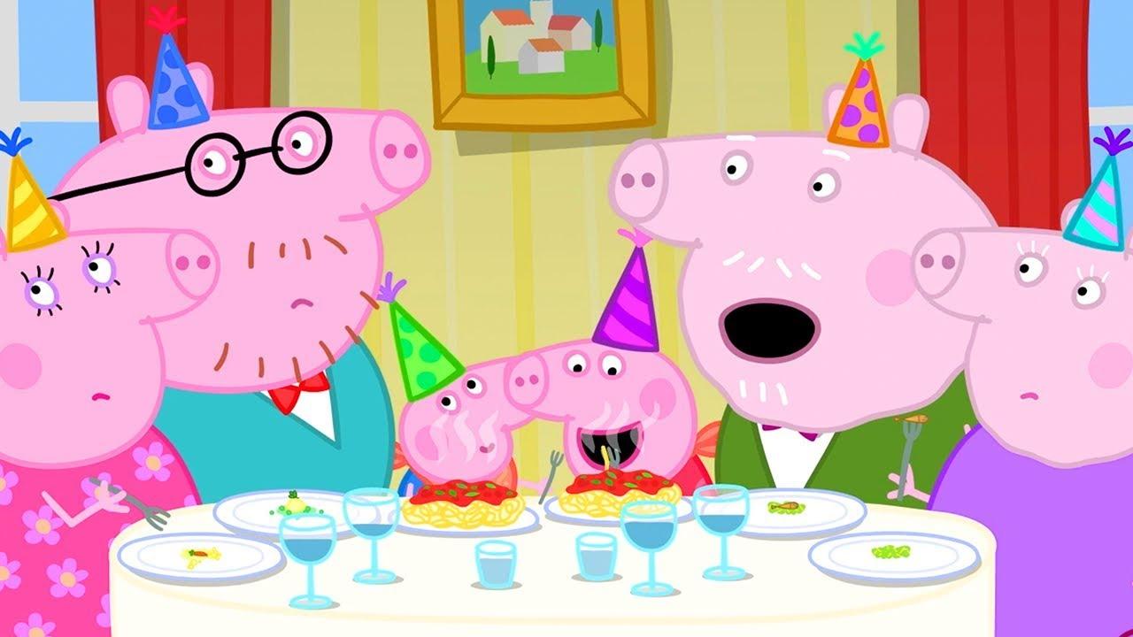 Peppa Pig English Episodes | Festival Of Fun #24 🎦 In destiné Peppa Pig À La Piscine