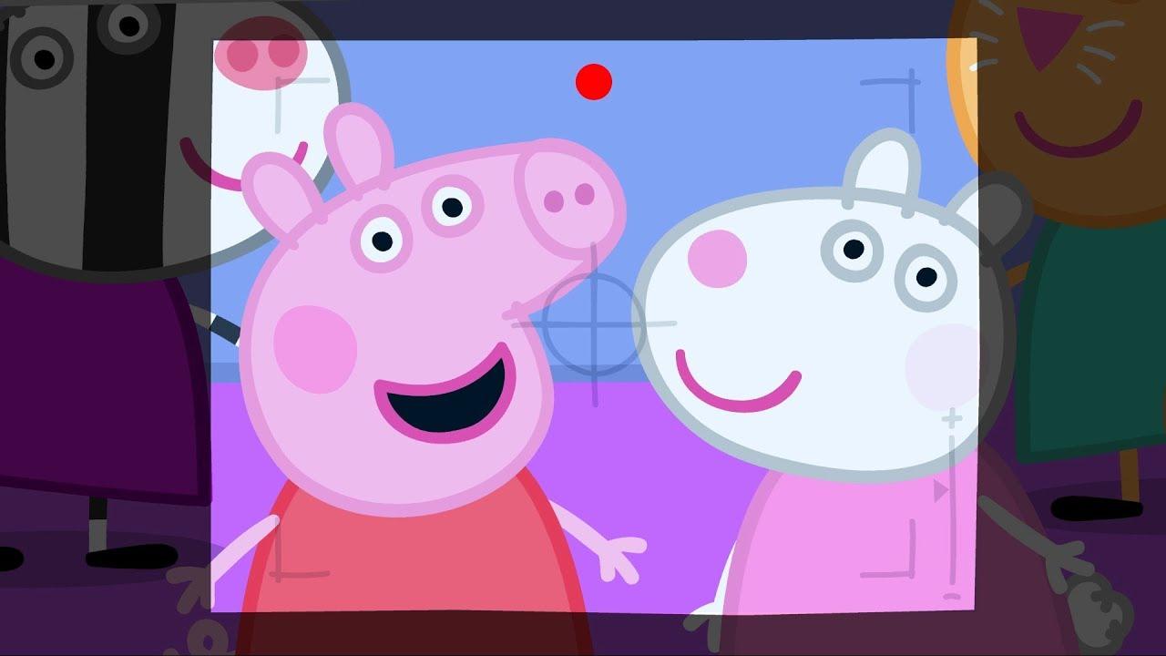Peppa Pig Français | 3 Épisodes | La Capsule De Temps pour Dessin Animé Gratuit Peppa Pig
