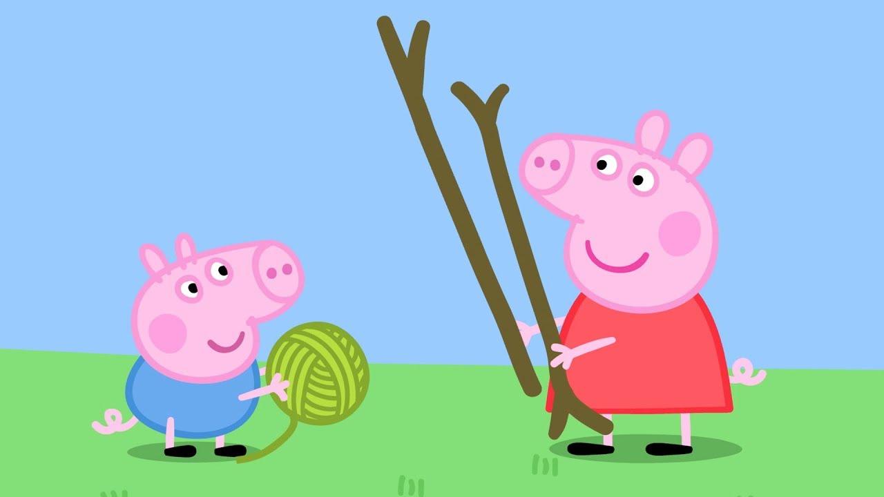 Peppa Pig Français | 3 Épisodes | Monsieur L'Epouvl pour Dessin Animé Gratuit Peppa Pig