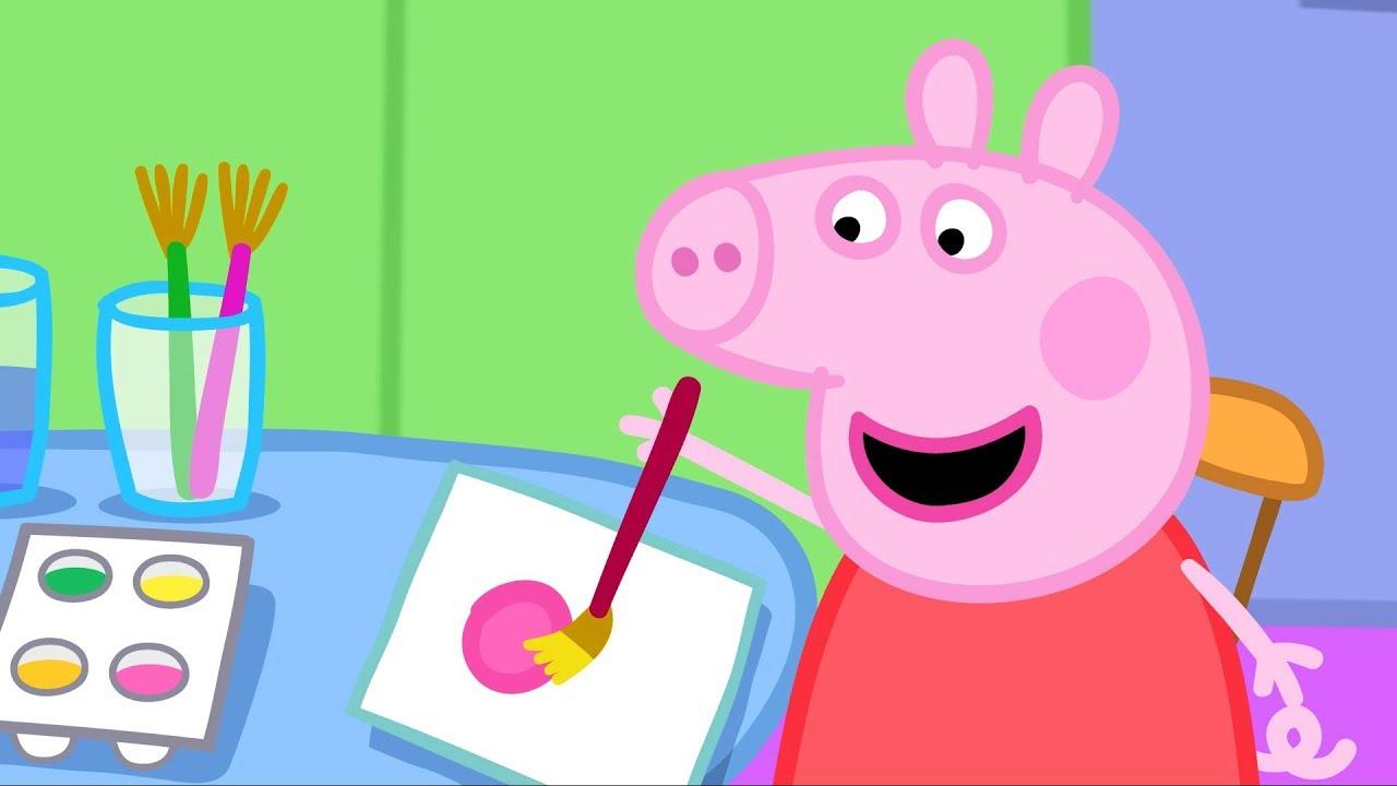 Peppa Pig Français | Jeux Et Amusement | Compilation à Jeux De Peppa Pig A La Piscine