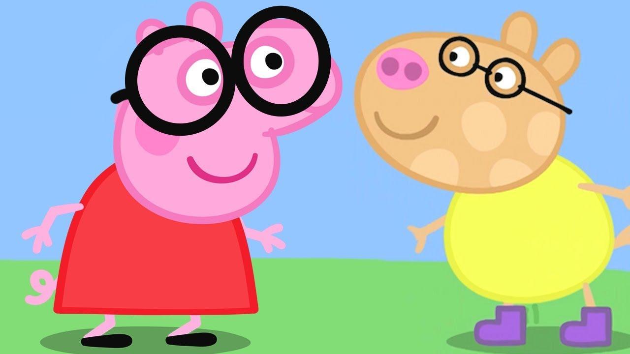 Peppa Pig Français | Journée Très Chaude | Dessin Animé tout Dessin Animé Gratuit Peppa Pig