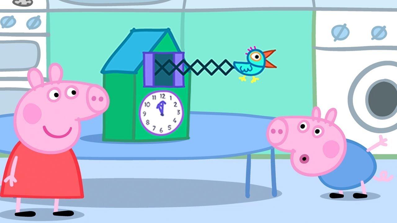 Peppa Pig Français Polly! | Dessin Animé Pour Enfant - intérieur Dessin Animé Gratuit Peppa Pig