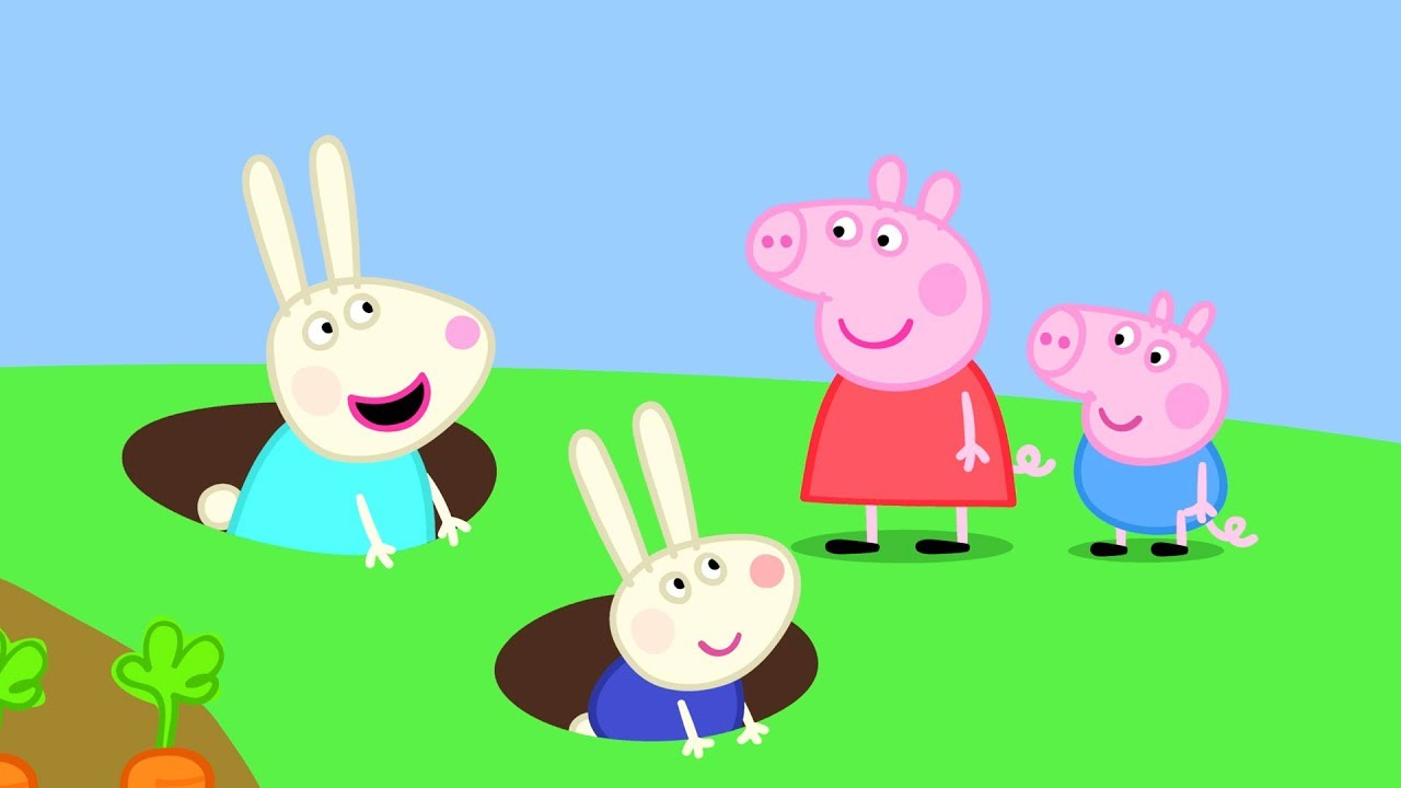 Peppa Pig Nederlands Compilatie Nieuwe Afleveringen à Dessin Animé Gratuit Peppa Pig