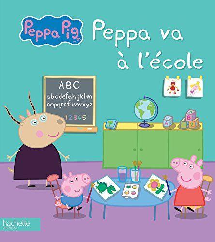 Peppa Pig / Peppa Va À L'école (Avec Images) | Peppa Pig concernant Jeux Peppa Pig Gratuit