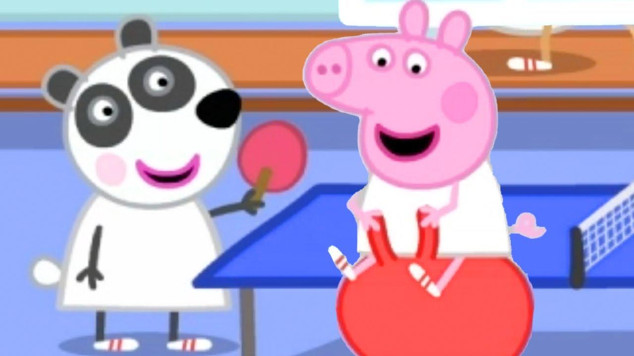 Peppa Pig Português Brasil | Esporte | Hd | Desenhos pour Dessin Animé Gratuit Peppa Pig