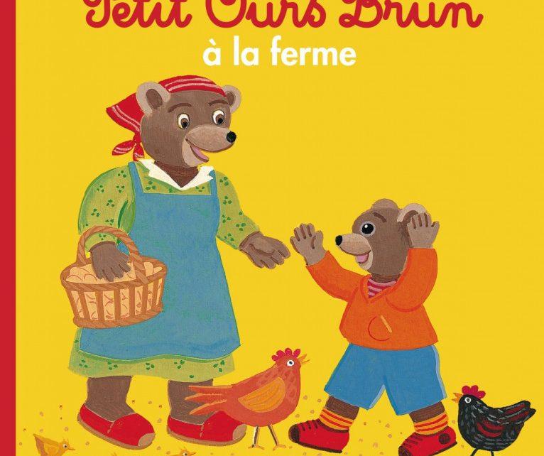 Petit Ours Brun A La Ferme – Jasontjohnson tout Petit Ours Brun Va À La Piscine