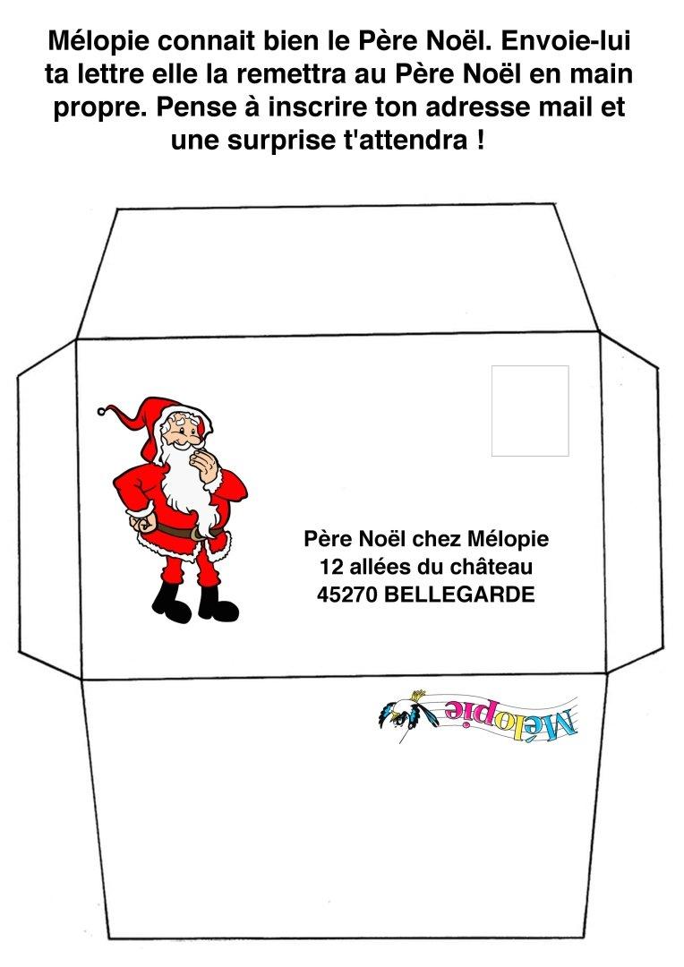 Petit Papa Noël, Partition, Activité, Conte Musical concernant Enveloppe Pere Noel