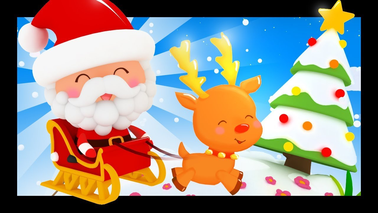 Petit Père Noël - Chansons Et Comptines De Noël Pour Bébés concernant Les Chanson Pour Les Bébé