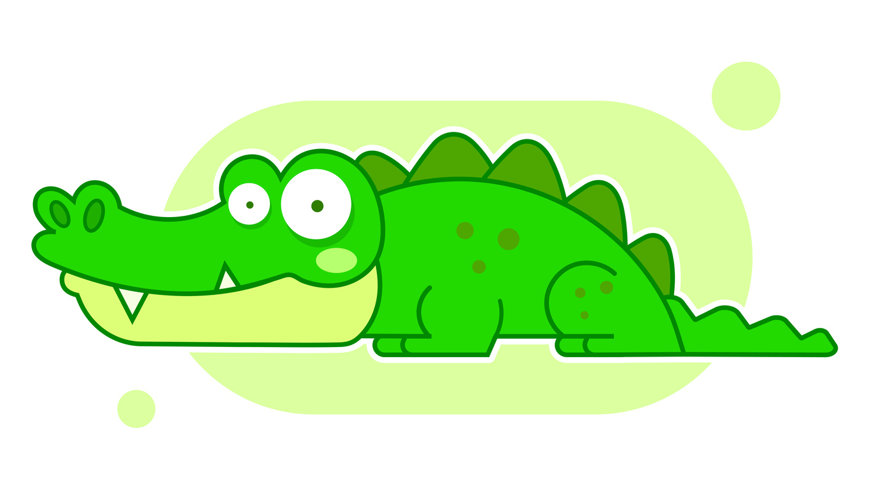 Photo De Crocodile A Imprimer - Greatestcoloringbook destiné Y Avait Des Gros Crocodiles Paroles