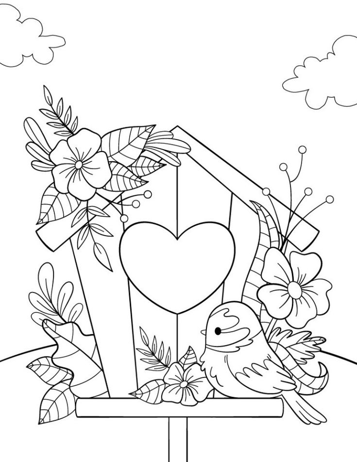 Pin By Petra Ch. On Jaro In 2020 à Coloriage Kawaii A Imprimer