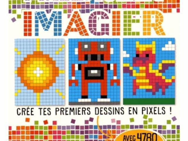 Pixel Art Livre De Coloriage Numéroté Jeux Similaires encequiconcerne Jeux De Coloriage Pixel