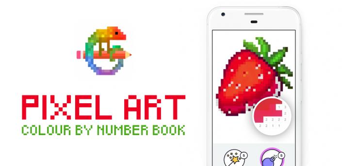 Pixel Art: Livre De Peinture À Numéros 4.6 Télécharger L tout Pixel Art Livre De Coloriage Numéroté