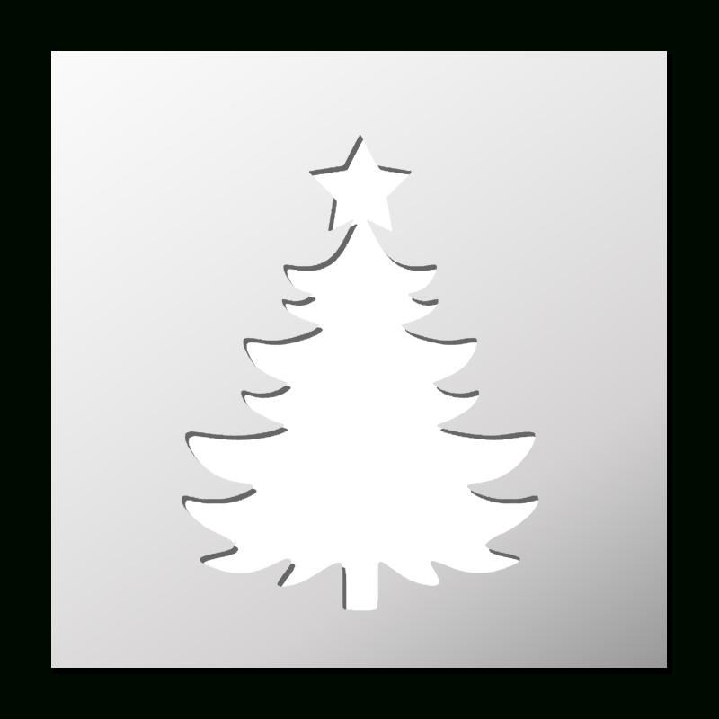 Pochoir Sapin De Noël | Pochoir, Sapin Et Noel tout Pochoir Noel Gratuit Imprimer