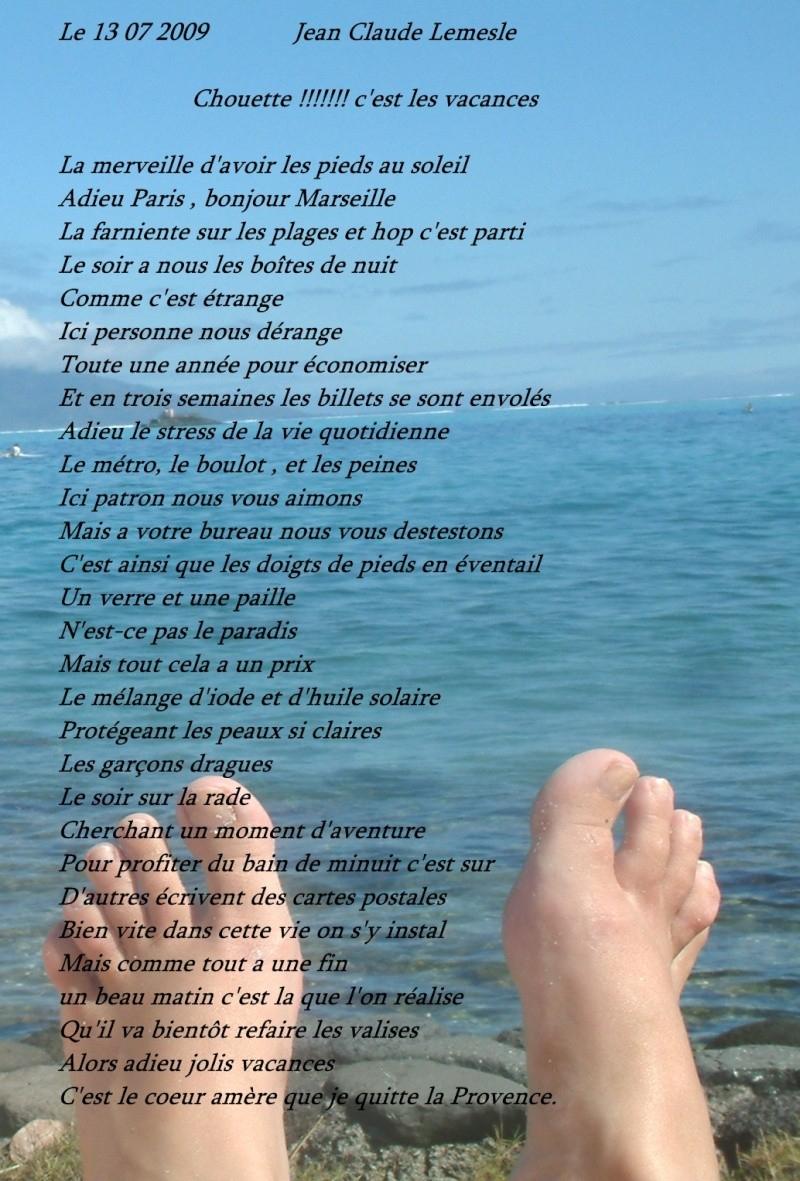 Poeme Drole tout Poesie Vive Les Vacances