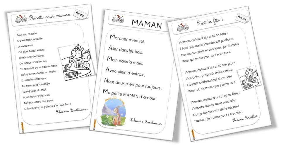 Poesie Vive Les Parents concernant Vive Les Vacances Poeme Pour Enfant