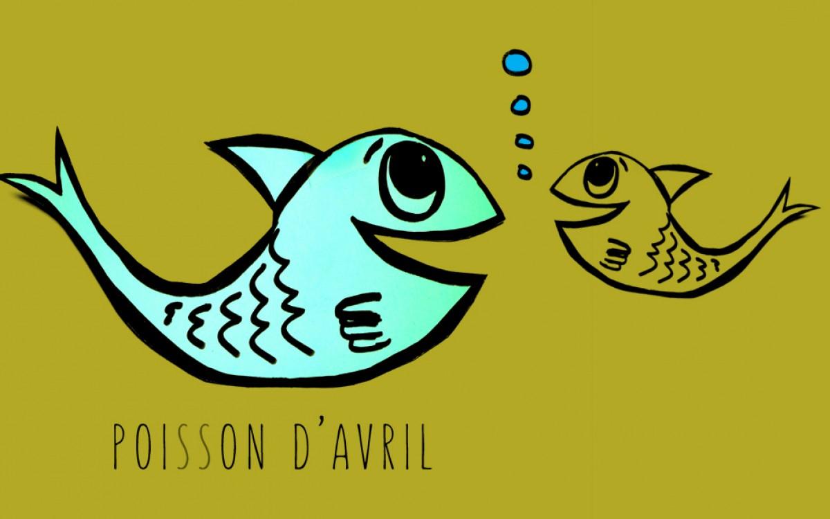 Poisson D'Avril! – Agence De Conception Graphique Et dedans Poisson D Ariel