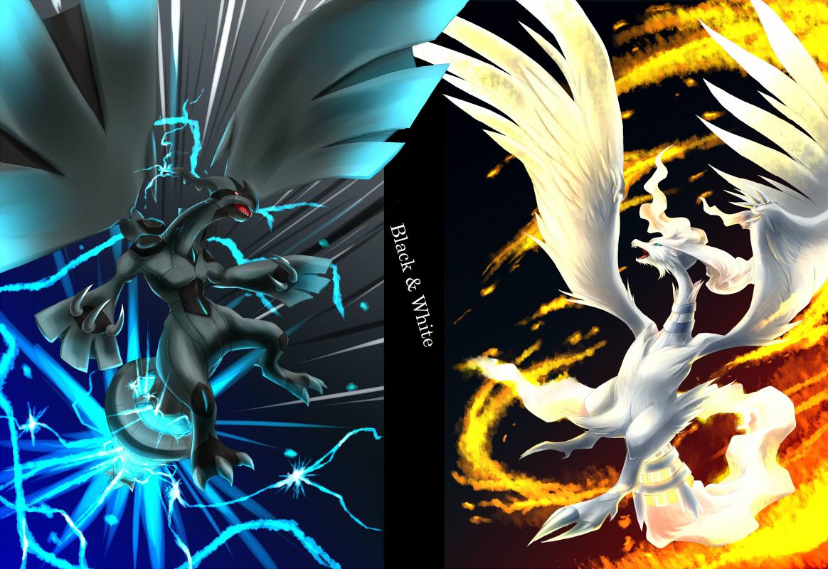 Pokémon Image #1127035 - Zerochan Anime Image Board intérieur Dessin Pokemon Reshiram