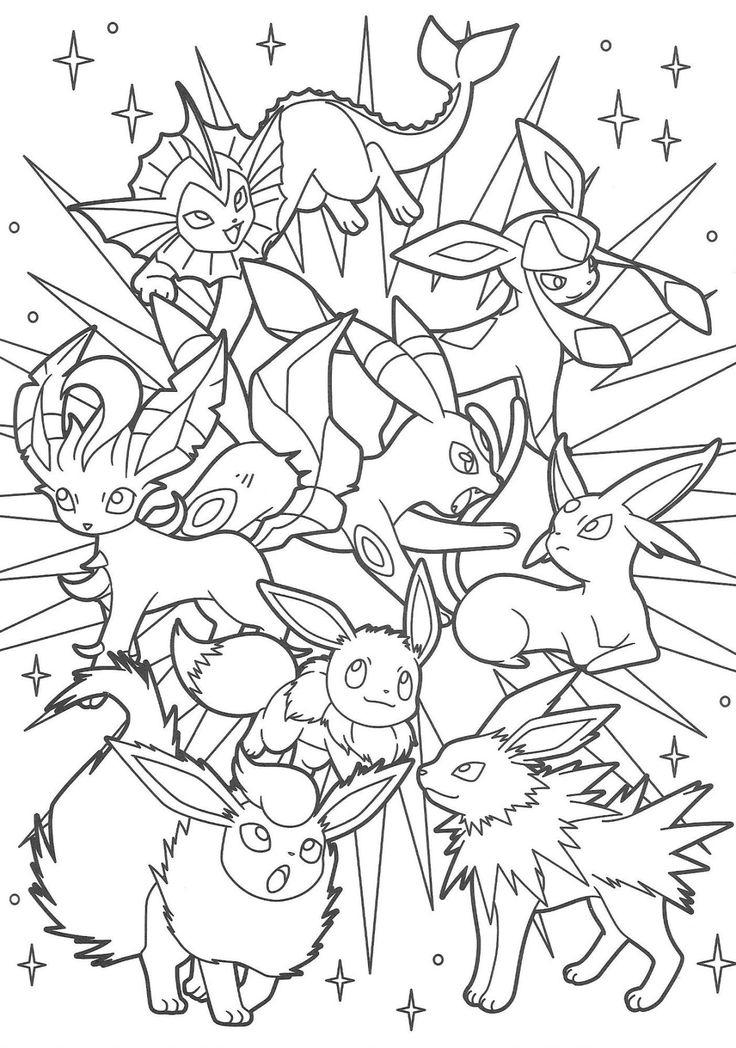 Pokémon Scans From Pacificpikachu'S Collection — Pikachu serapportantà Coloriages