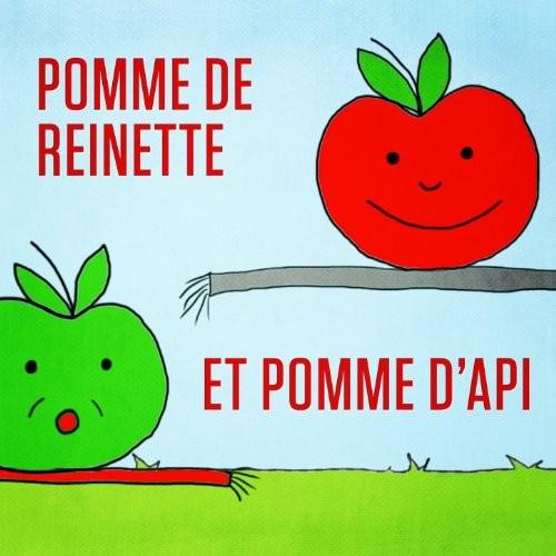 Pomme De Reinette Et D Api 25 Min Comptines Chansons avec Pomme D Api Chanson