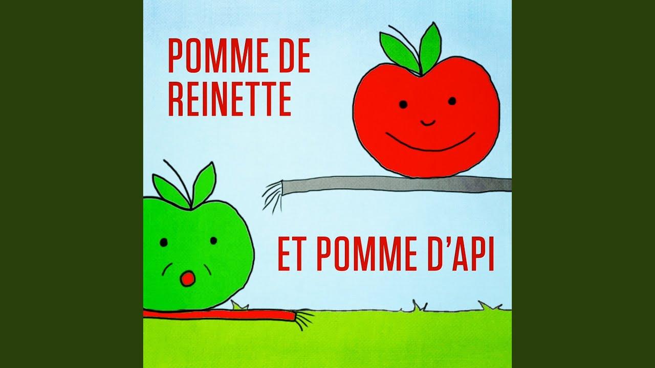Pomme De Reinette Et Pomme D'Api - intérieur Pomme De Renette