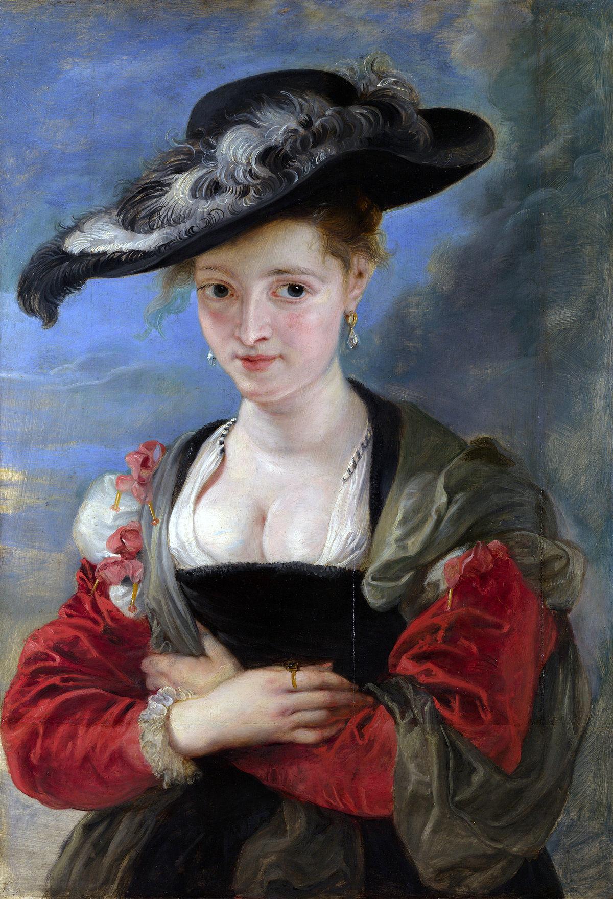 Portrait Of Susanna Lunden - Wikipedia avec Le Portrait De Cendrillon