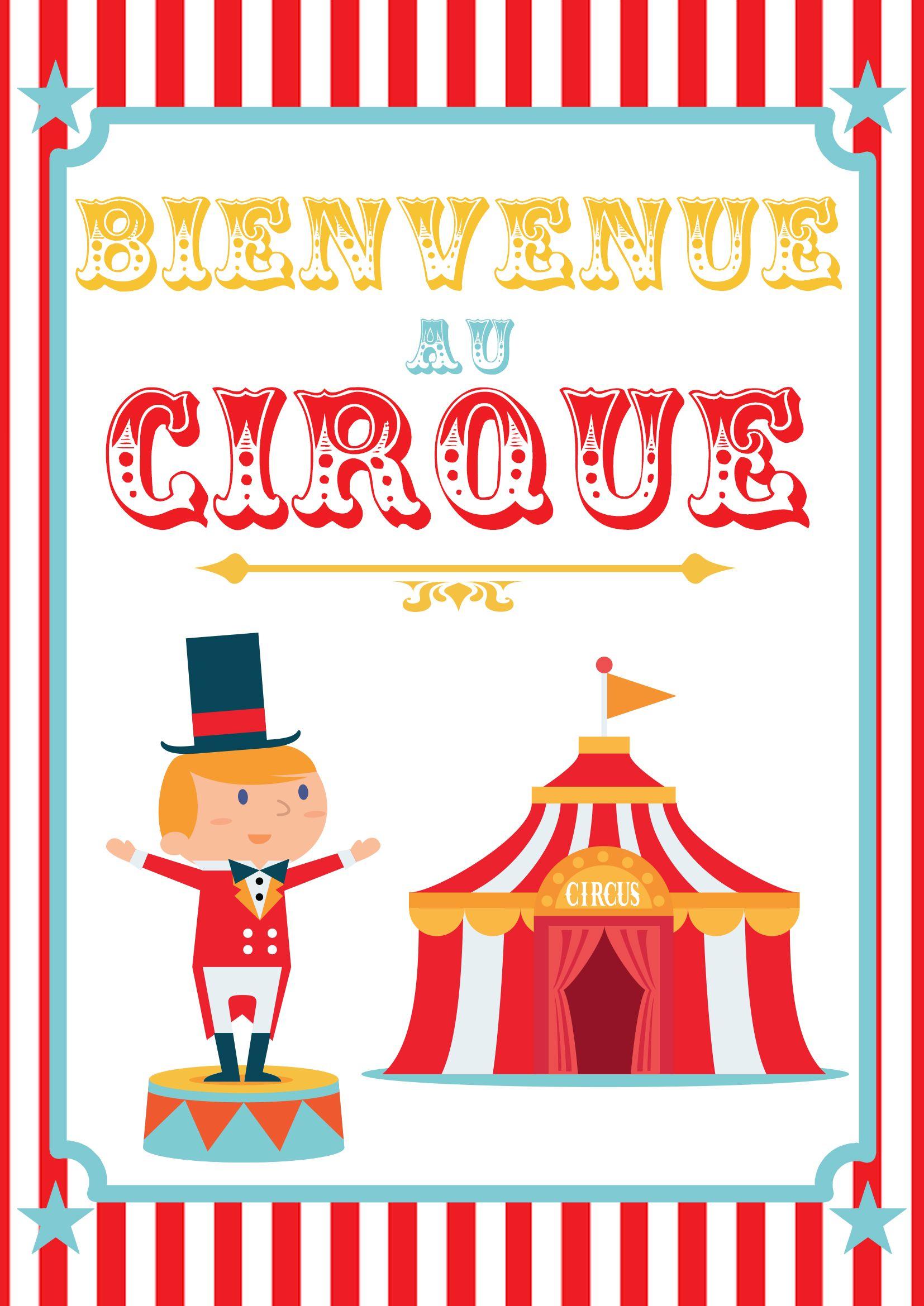 Poster Cirque À Imprimer | Anniversaire De Cirque, Deco serapportantà Jeux De Clown Tueur Gratuit