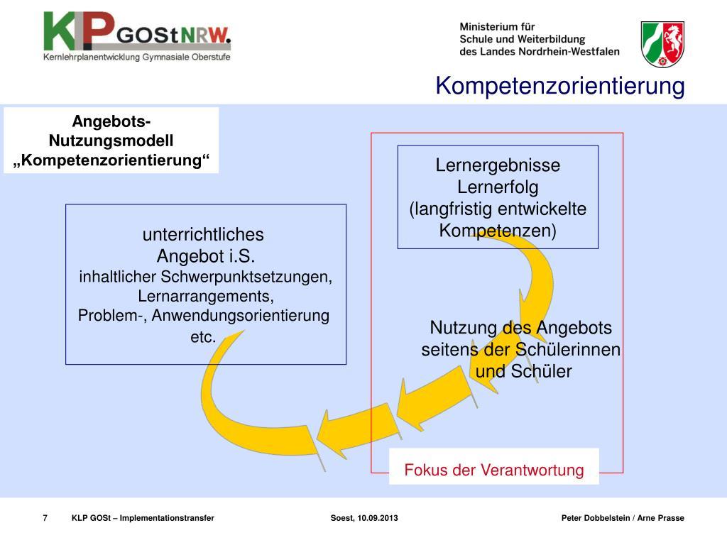 Ppt - Neue Kernlehrpläne Für Die Gymnasiale Oberstufe à Kernlehrplan